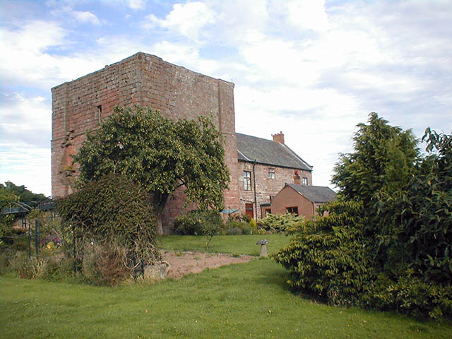 Wattlesborough Castle